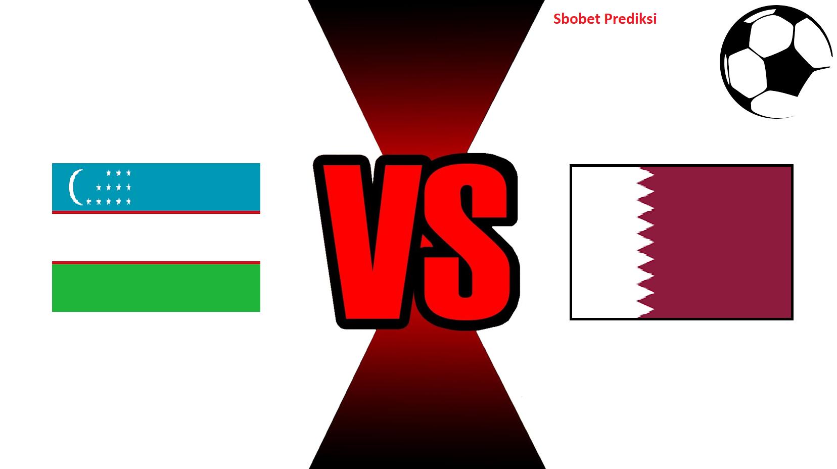 Prediksi Skor Pertandingan Uzbekistan Vs Qatar 16 Oktober 2018