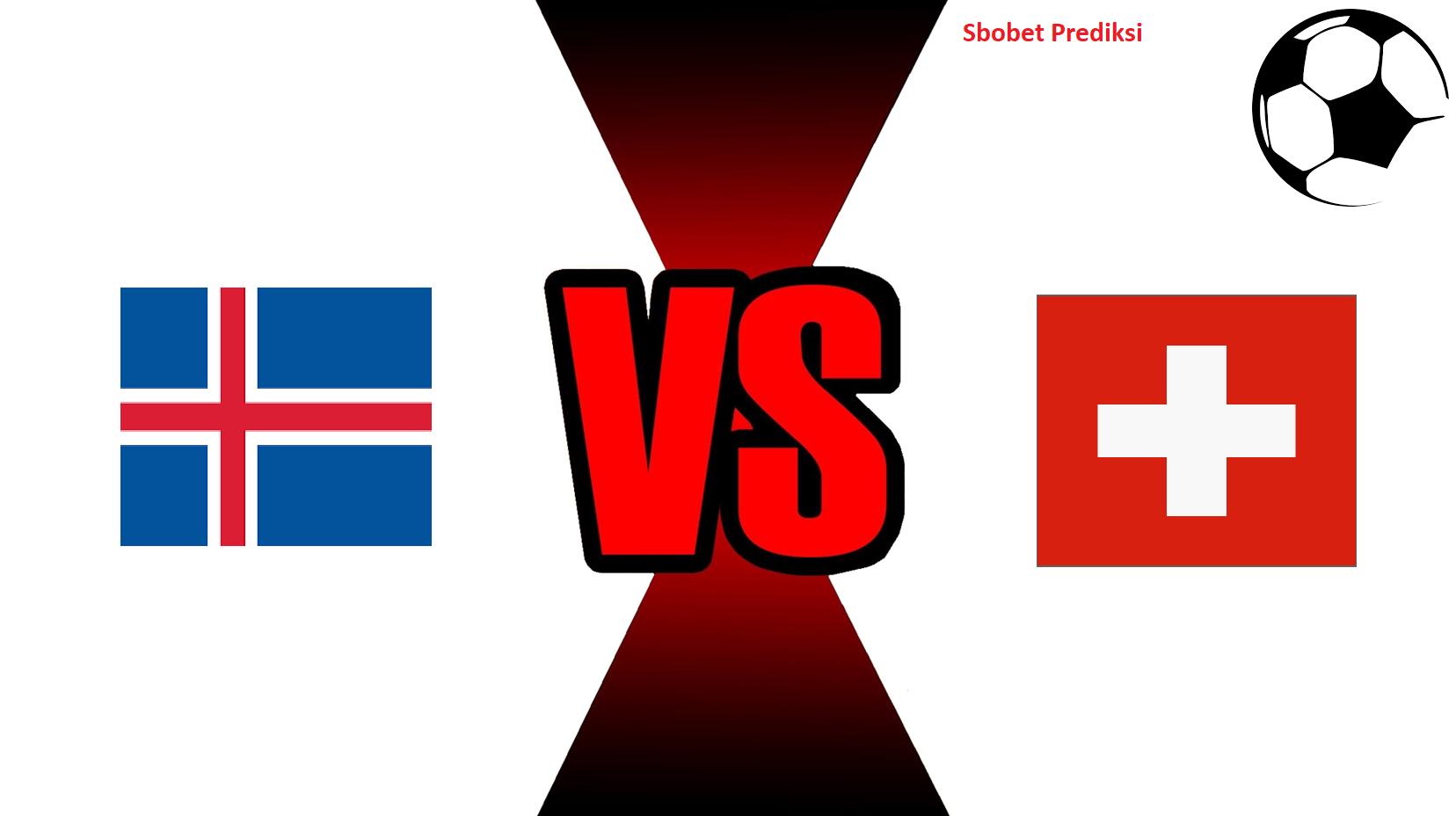 Prediksi Skor Pertandingan Islandia vs Swiss 16 Oktober 2018