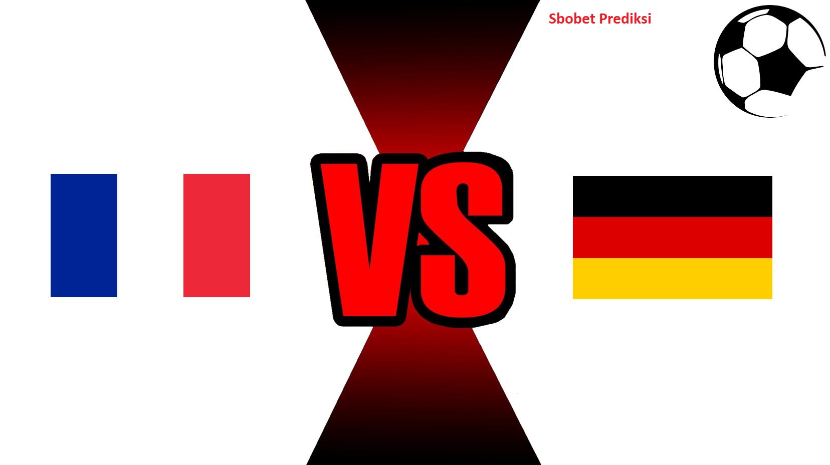 Prediksi Skor Pertandingan Prancis Vs Jerman 17 Oktober 2018