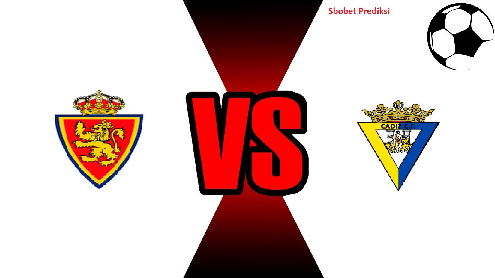 Prediksi Skor Pertandingan Real Zaragoza vs Cadiz 18 Oktober 2018