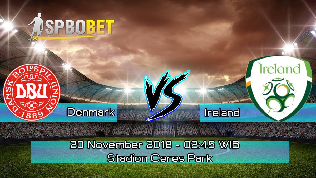Prediksi Skor Pertandingan Denmark Vs Ireland 20 November 2018