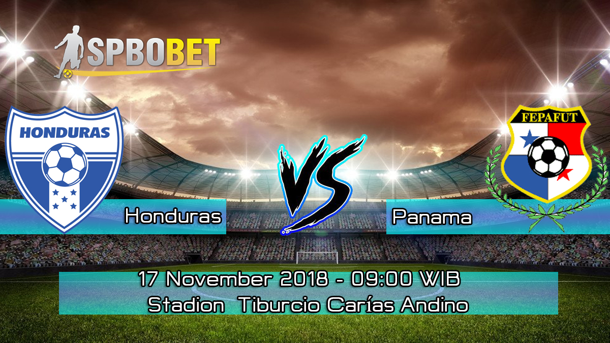 Prediksi Skor Pertandingan Honduras vs Panama 17 November 2018