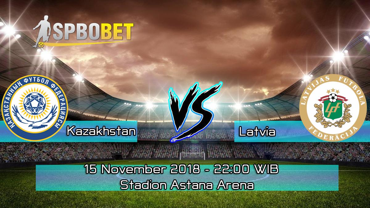 Prediksi Skor Pertandingan Kazakhstan vs Latvia 15 november 2018