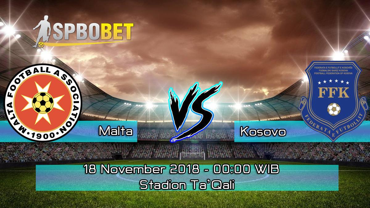Prediksi Skor Pertandingan Malta Vs Kosovo 18 November 2018