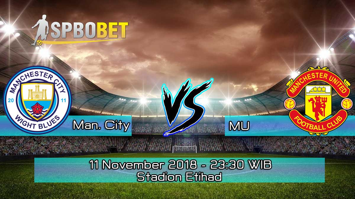 Prediksi Skor Pertandingan Manchester City vs Manchester United 11 November 2018